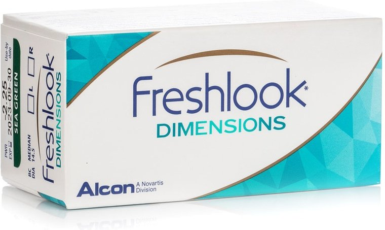 Freshlook Kontaktlinsen Marken Shop