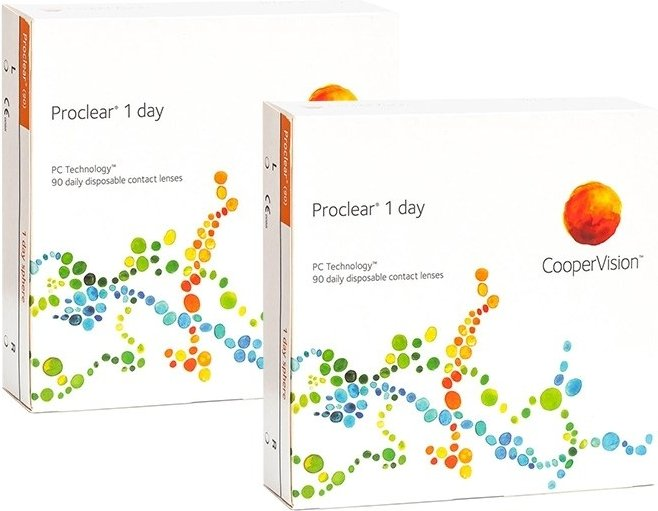 Proclear 1 day, 180er Pack