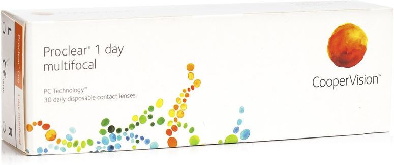Proclear 1 Day Multifocal, 30er Pack