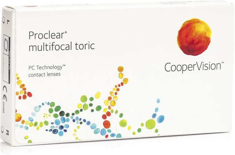 Proclear Multifocal Toric, 3er Pack