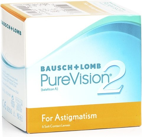 PureVision 2 HD for Astigmatism, 6er Pack