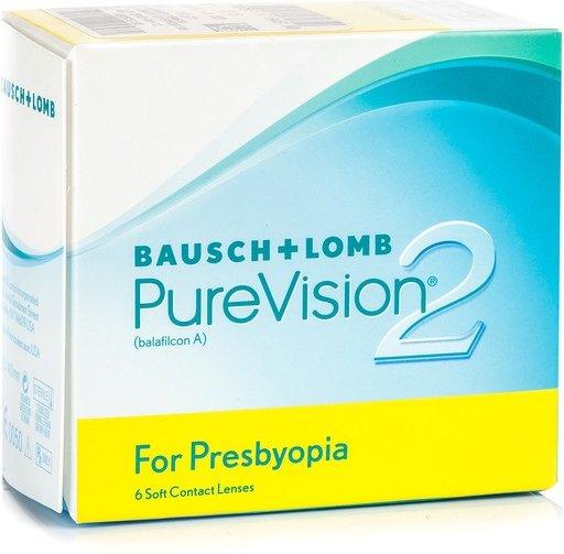 PureVision 2 for Presbyopia, 6er Pack