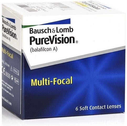 PureVision Multi-Focal, 6er Pack