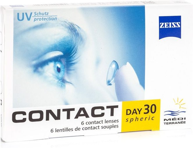 Zeiss Contact Day 30 Spheric, 6er Pack