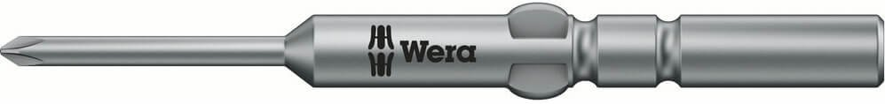 Wera 851 22 J HIOS 5mm Direct Drive Phillips Screwdriver Bits PH1 100mm Pack of 1
