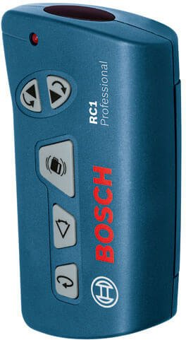 Bosch RC 1 Remote Control for GRL Rotation Laser levels