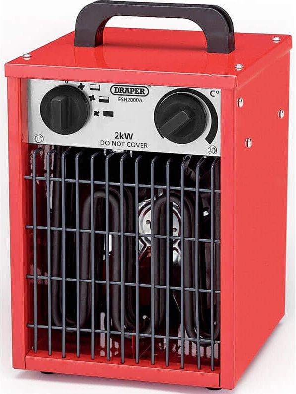 Draper ESH2000A Space Heater 240v