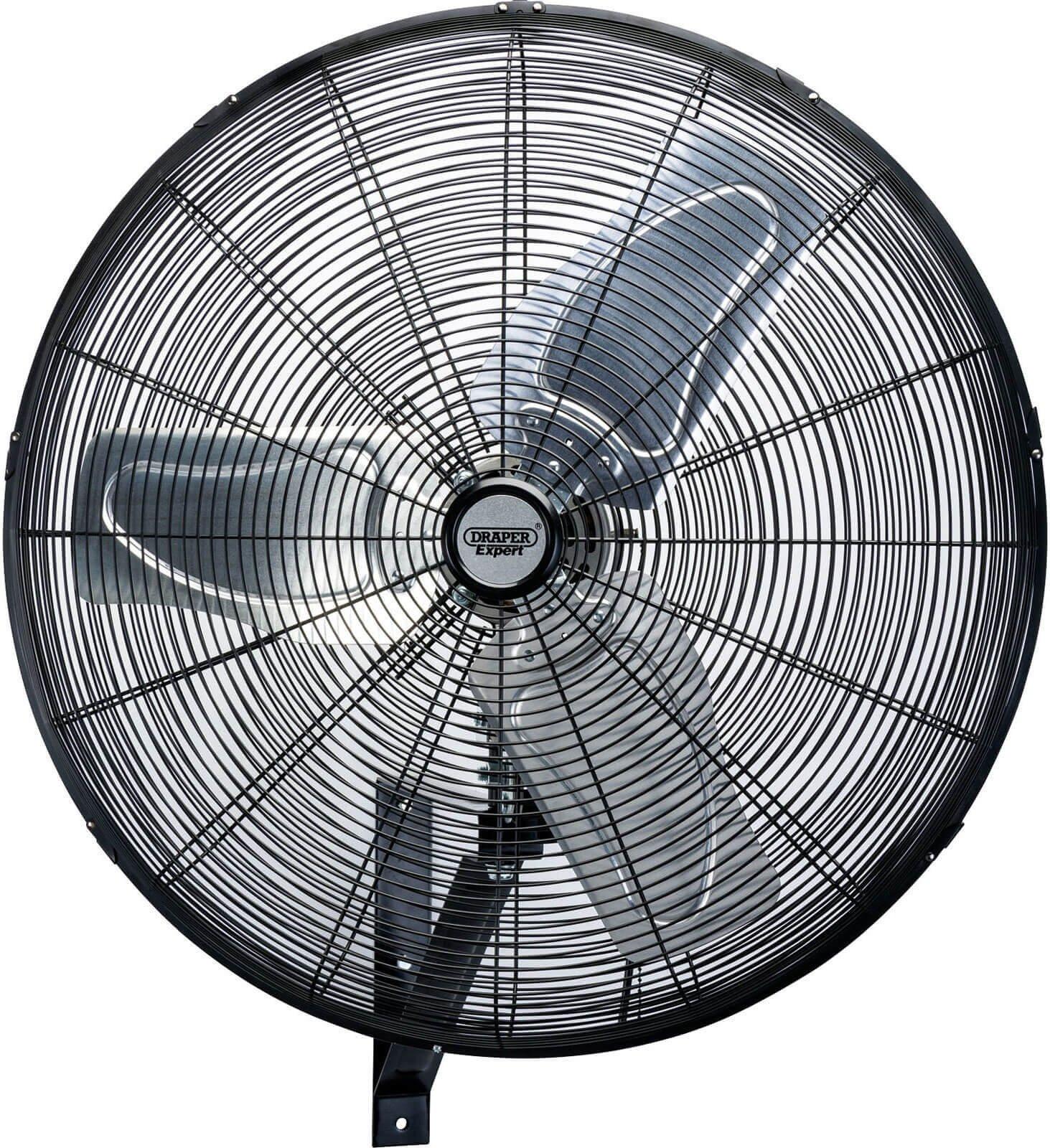 Draper Expert Industrial Wall Mount Fan 24