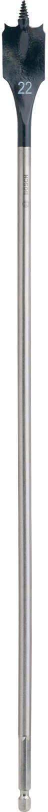 Bosch Self Cut Speed Hex Shank Flat Drill Bit 22mm 400mm