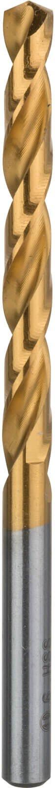 Bosch HSS TiN Drill Bit 6mm
