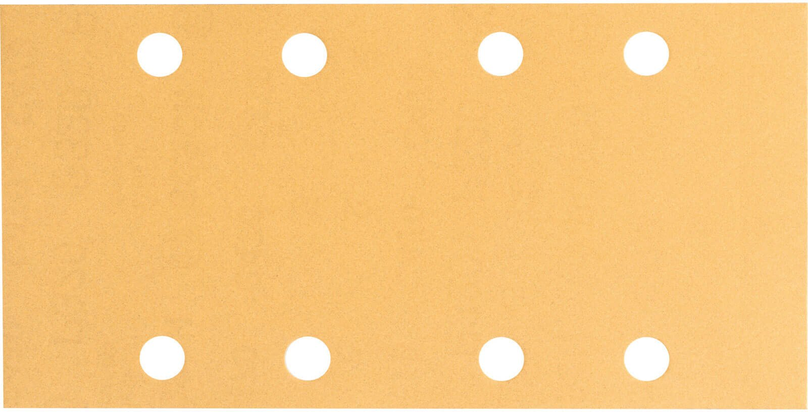 Bosch Punched Hook and Loop Sanding Sheets 93mm x 186mm 100g Pack of 10