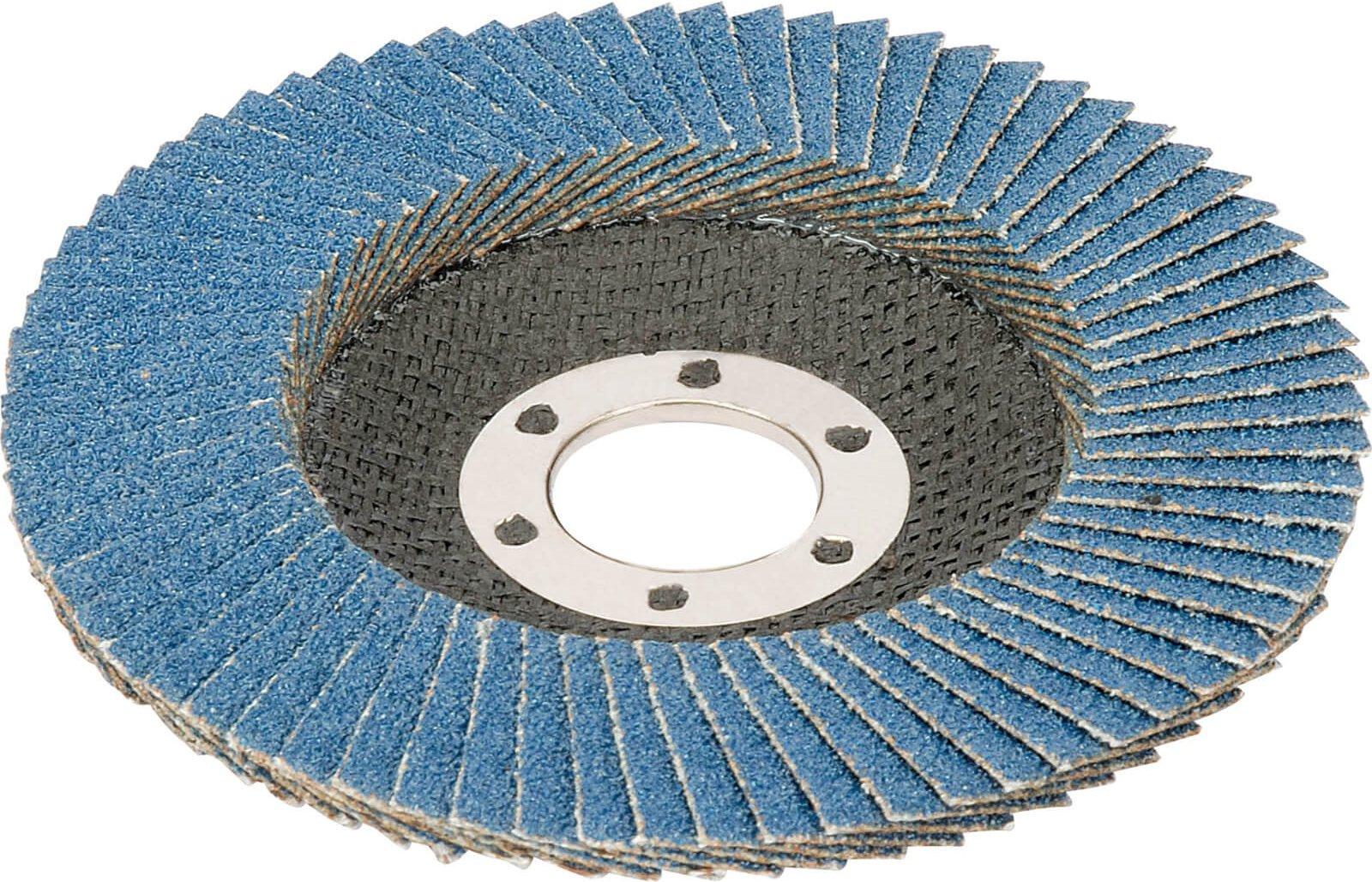 Draper Zirconium Oxide Flap Disc 125mm 40g