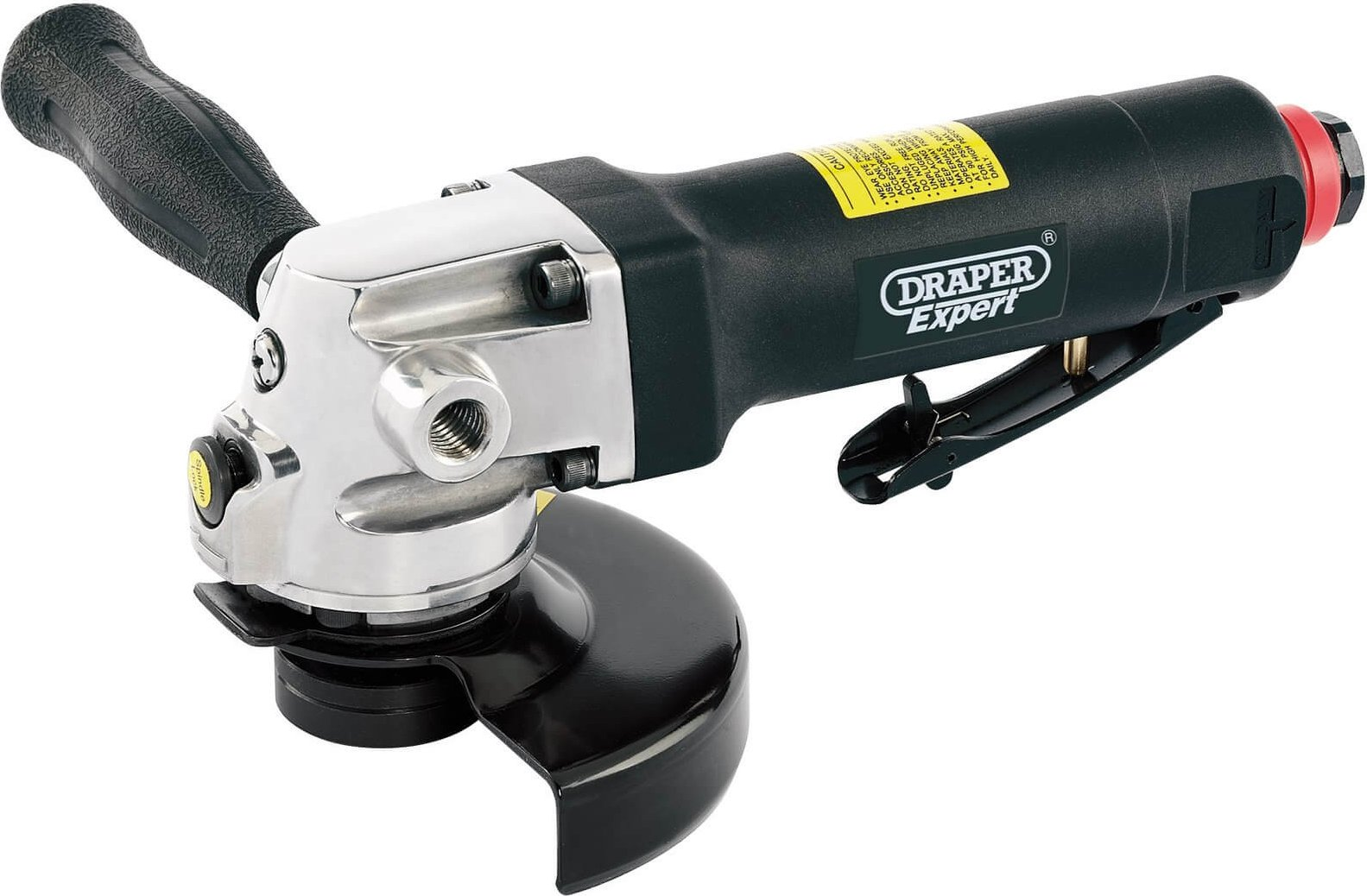 Draper Expert 5228PRO Air Angle Grinder 115mm