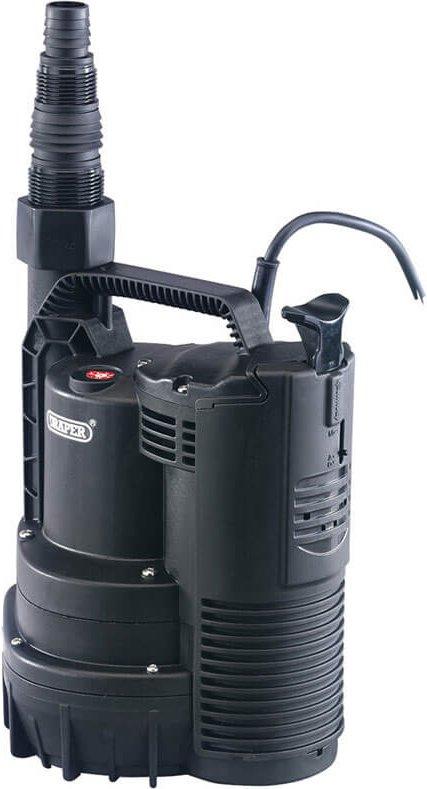 Draper SWP125IFS Submersible Clean Water Pump 240v