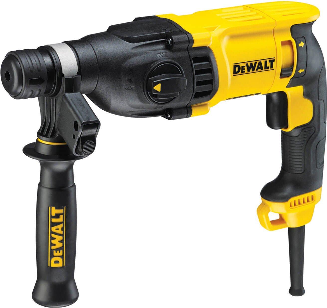 DeWalt D25133K SDS Plus 3 Mode Hammer Drill 240v