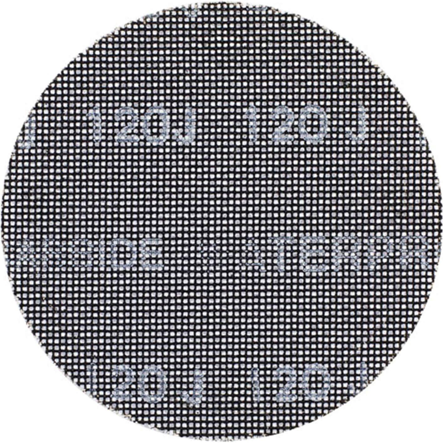 DeWalt Extreme 4X Life 125mm Mesh Sanding Disc 125mm 80g Pack of 10