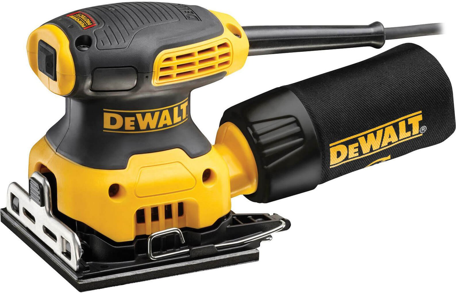 DeWalt DWE6411 Palm Sander 110v