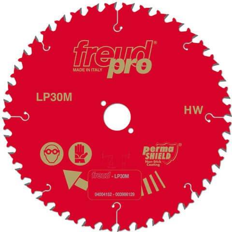 Freud LP30M General Purpose Circular Saw Blade 190mm 24T 30mm