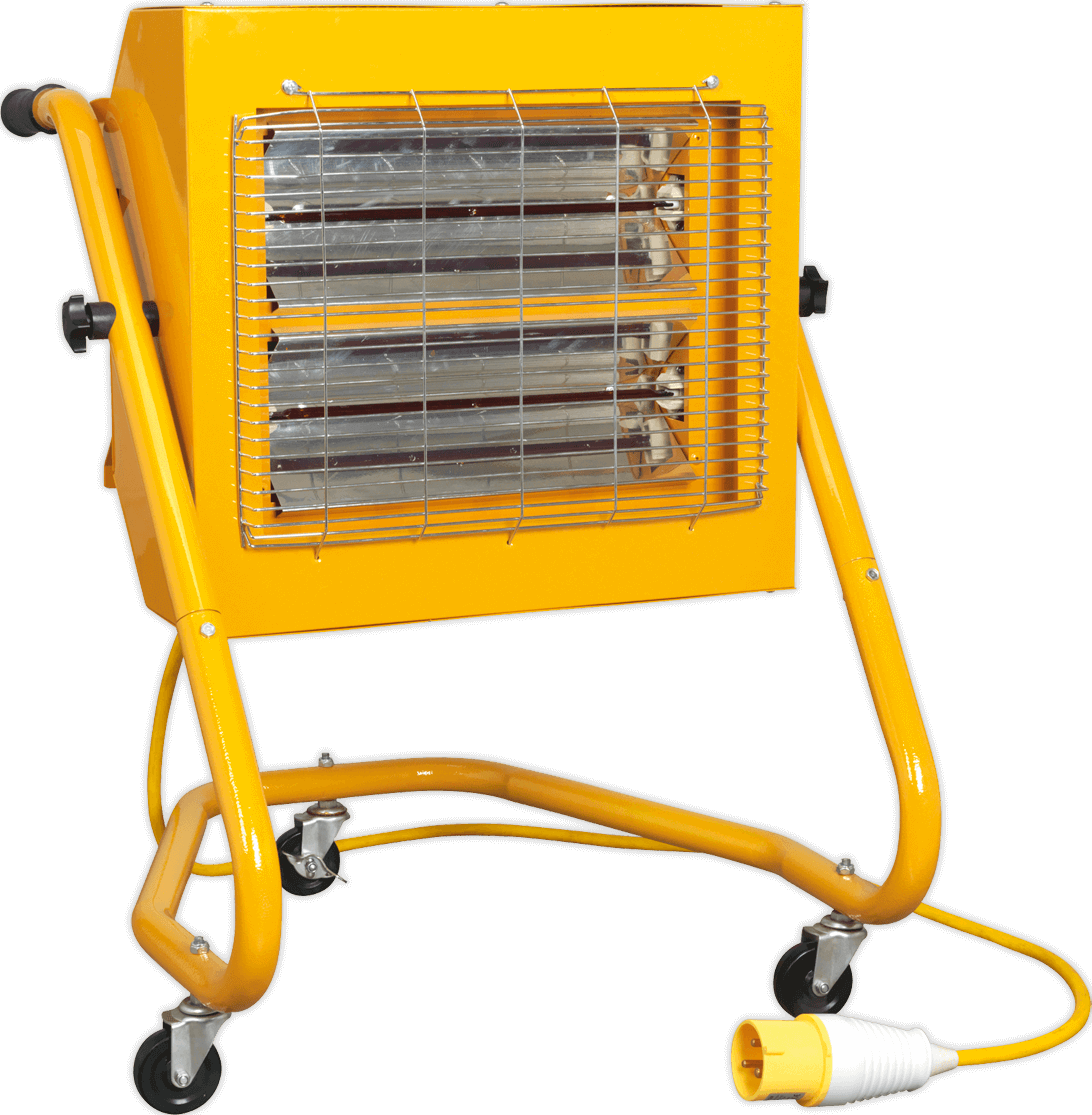 Sealey IR153 Infrared Electric Heater 110v