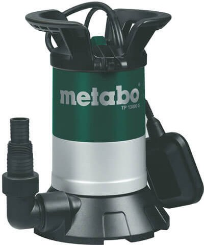 Metabo TP13000S Submersible Clean Water Pump 240v