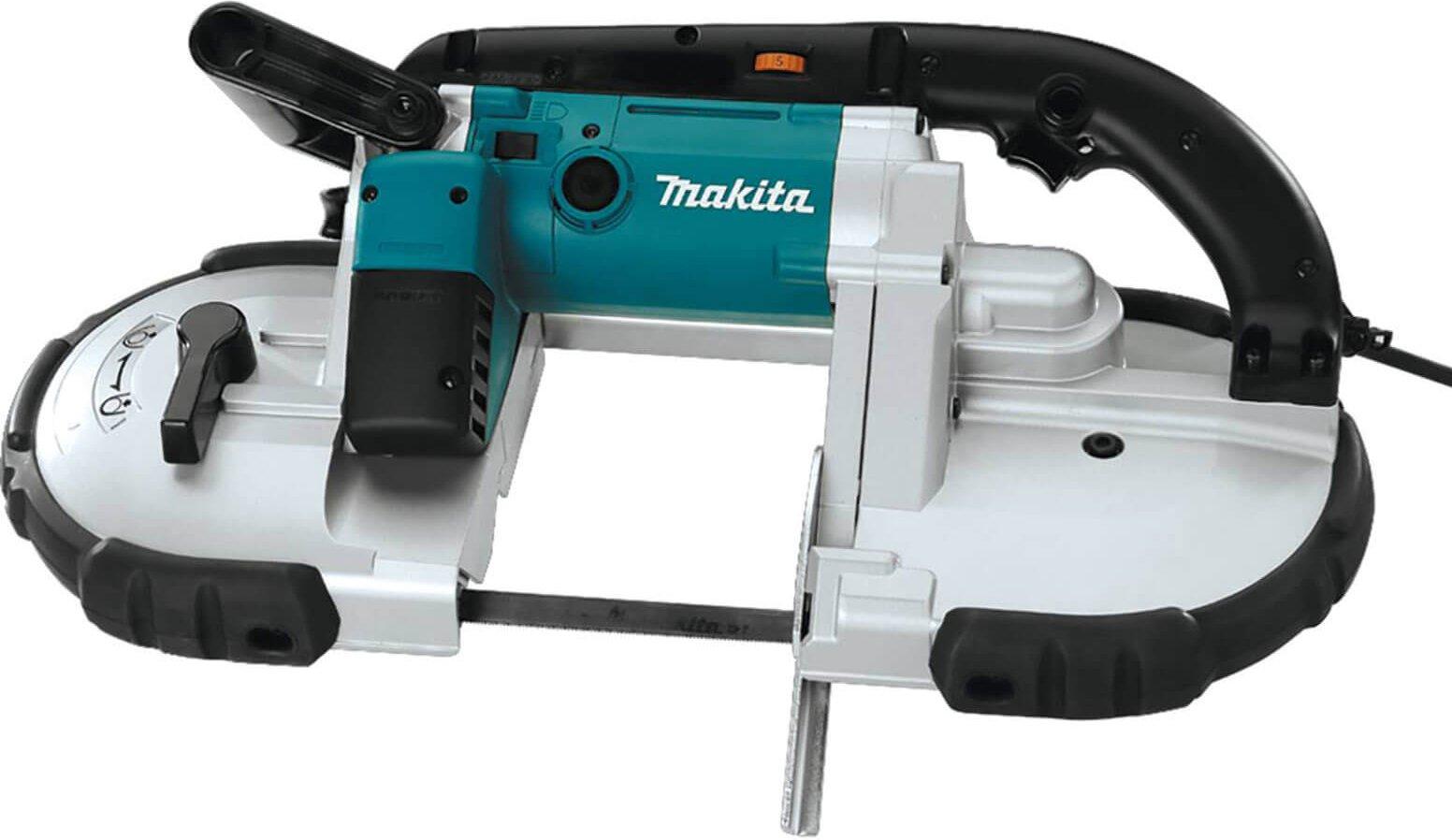 Makita 2107FK Portable Bandsaw 240v