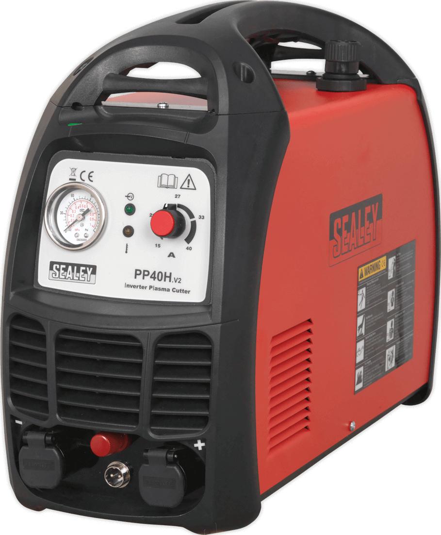 Sealey PP40H 40 Amp Inverter Plasma Cutter 240v