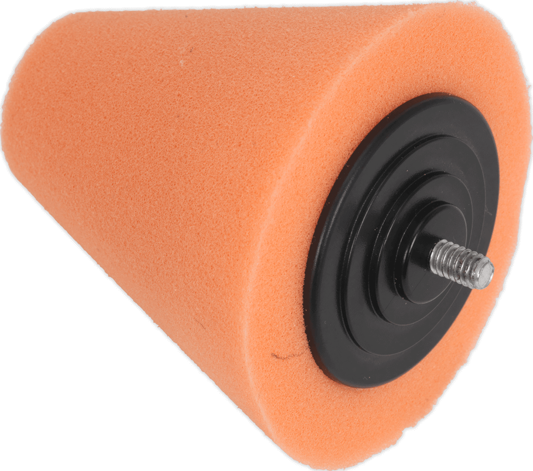 Sealey Firm Buffing and Polishing Foam Cone