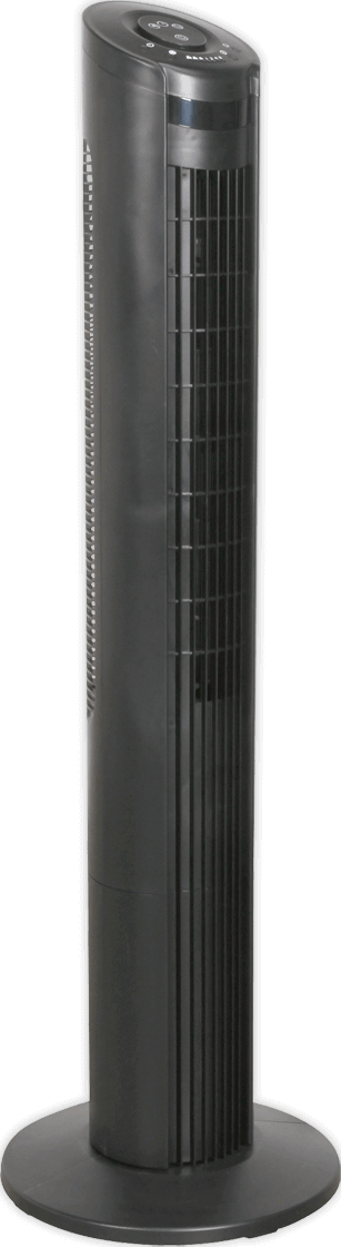 Sealey STF42 3 Speed Oscillating Large Tower Fan 240v