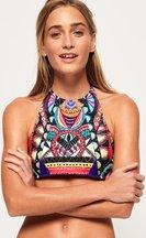 Costume Multi donna Top bikini Neon Tribal