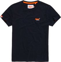 T-shirt Navy uomo T-shirt Vintage Embroidery