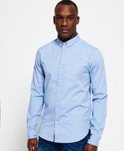 Camicia Blu uomo Camicia Bandana Oxford