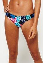 Costume Nero donna Slip bikini Tropic Racer