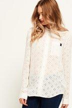 Camicia Bianco donna Blusa Shiffley Penny