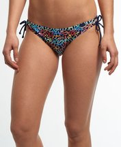 Costume Blu donna Slip Bikini Sunset