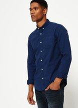 Camicia Blu uomo Camicia Ultimate Hounds