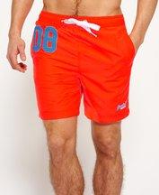 Costume Arancione uomo Pantaloncini Premium Water Polo