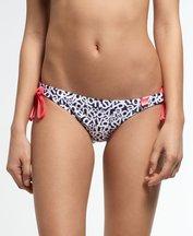Costume Bianco donna Slip bikini Spot