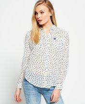 Camicia Bianco donna Camicia trasparente Regatta