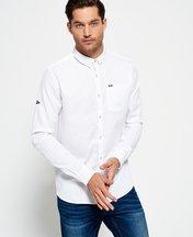 Camicia Bianco uomo Camicia button down Ultimate Bedford