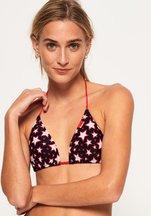 Costume Navy donna Top bikini a triangolo Pacific Star