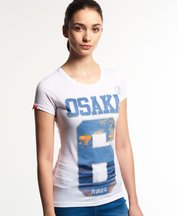 T-shirt Bianco donna T-shirt Coast
