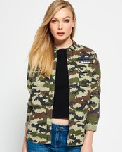 Camicia Verde donna Camicia militare