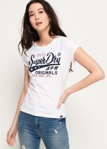 T-shirt Bianco donna T-shirt Bonded Denim
