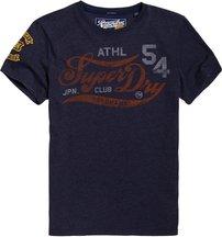 T-shirt Navy uomo T-shirt Academic Athletic