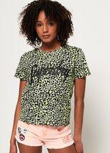 T-shirt Grigio Chiaro donna T-shirt Miami Surf