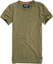 T-shirt Verde uomo T-shirt lunga Dry Originals