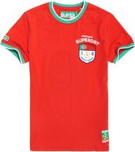 T-shirt Rosso uomo T-shirt Portugal Trophy Series