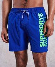 Costume Blu uomo Pantaloncini da bagno SD Sports Volley