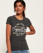 T-shirt Grigio donna T-shirt Western Rope