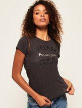 T-shirt Grigio donna T-shirt in pizzo Sydney Ladder